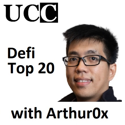 Episodes #17-18: Discussing the Defi Top 20 with Arthur0x, Su Zhu and Hasu