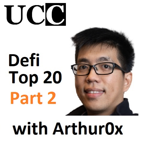 Transcript for #18: Defi Top 20 with Arthur0x, Su Zhu and Hasu – Part Two