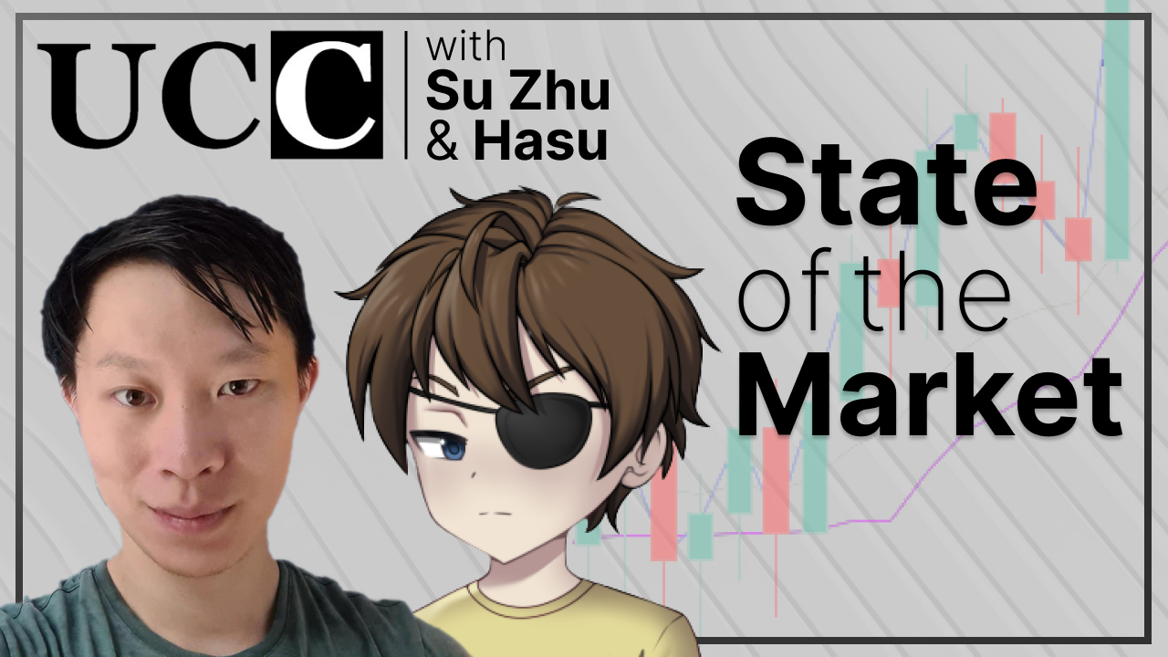 #28: The State of the Market – with Su Zhu and Hasu