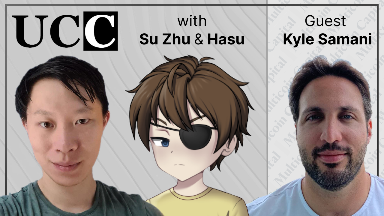 Is Solana Decentralized Enough? w/ Kyle Samani, Su Zhu, and Hasu